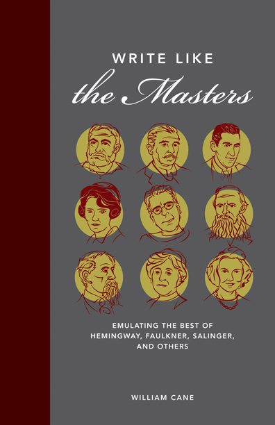 Write Like the Masters book cover
